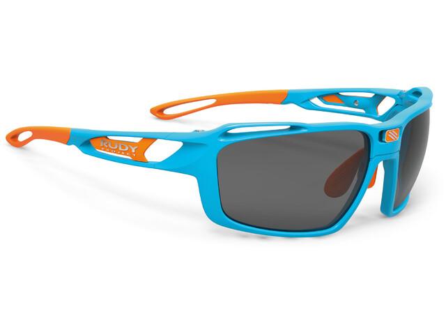 Rudy Project Sintryx Glasses Azur Gloss/Smoke Black